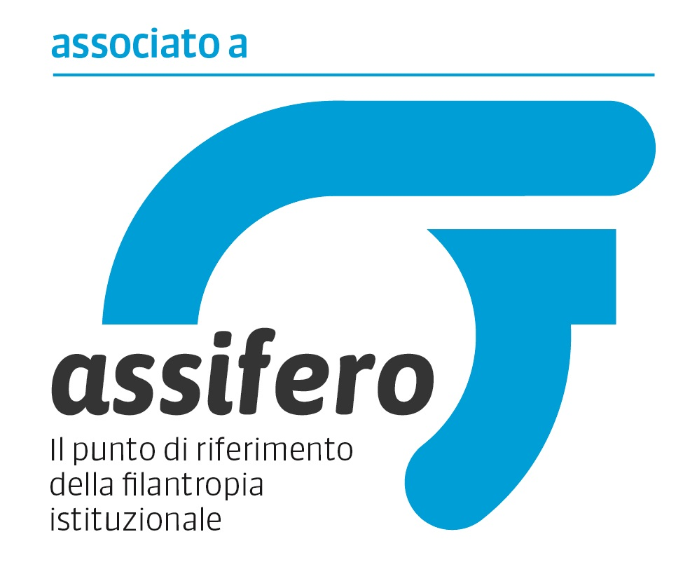 Logo Associato a Assifero 2019