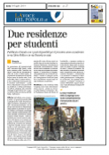 Due residenze per studenti